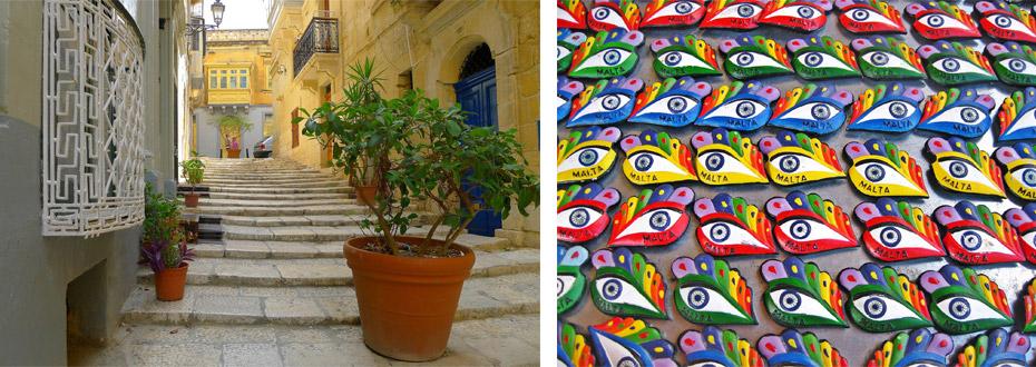 Que voir à Gozo : citadelle de Victoria