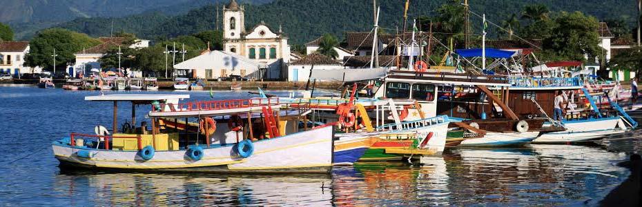 Le port de Rio.