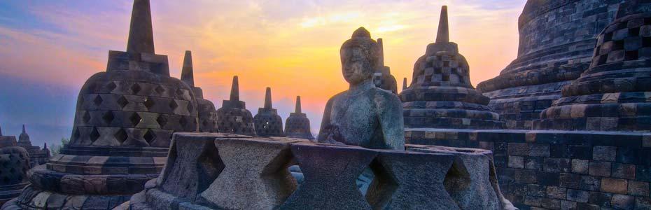 Découvrir les coutumes locales, l'une des meilleures idées voyage à Java.