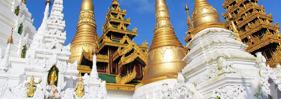 Visite inoubliable en Birmanie