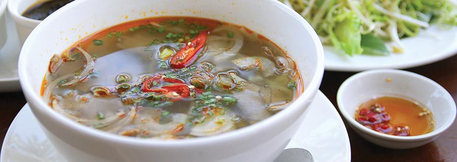 recette de cuisine vietnamienne, le bo bun