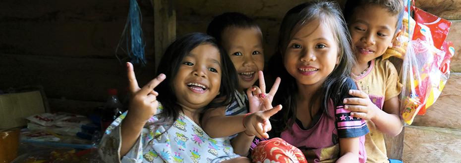 rencontre avec la population cambodgienne
