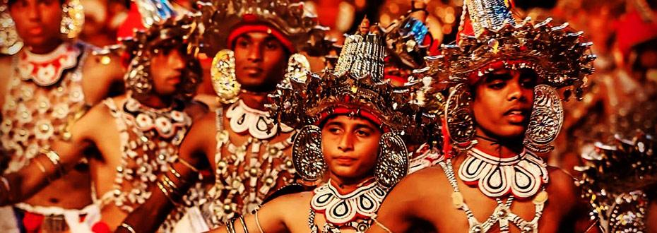 danses traditionnelles et les merveilles du sri lanka