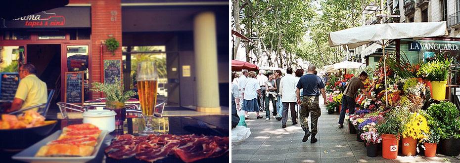 les meilleurs restaurants de barcelone