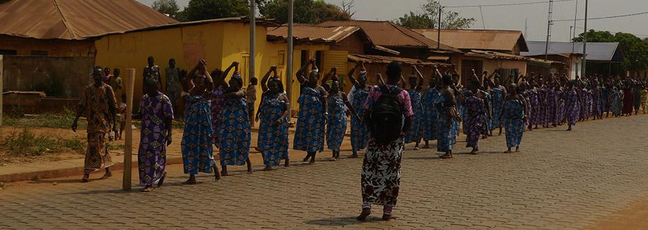 Rituels vaudou au Bénin